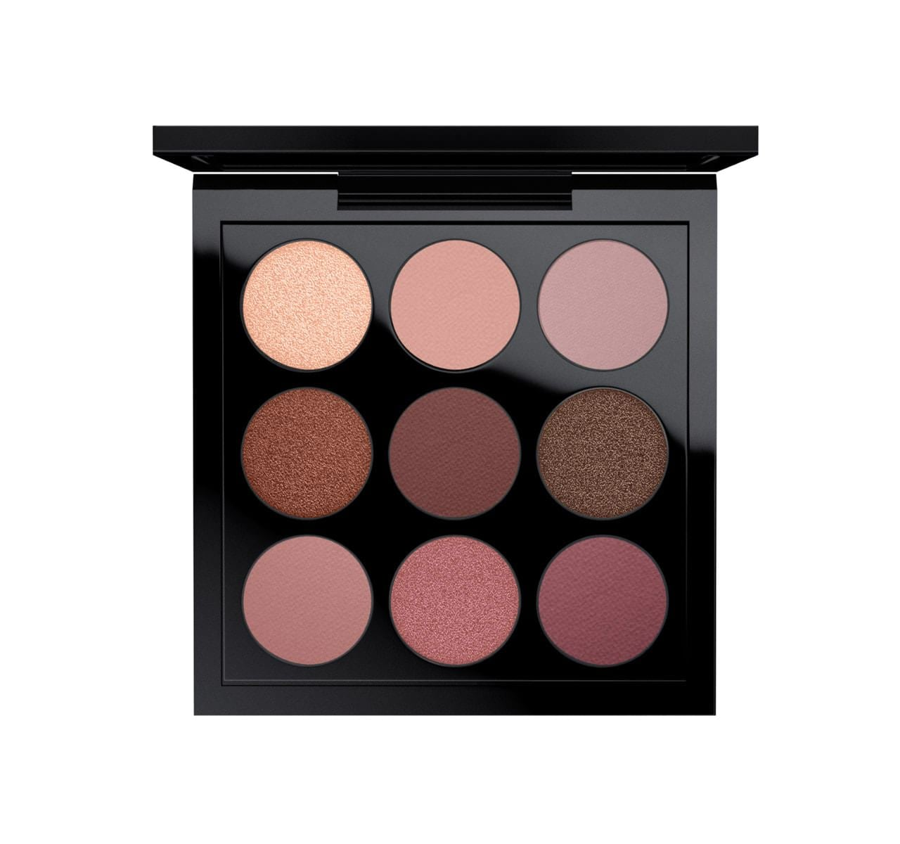 MAC Cosmetics Eye Shadow x 9: Burgundy Times Nine