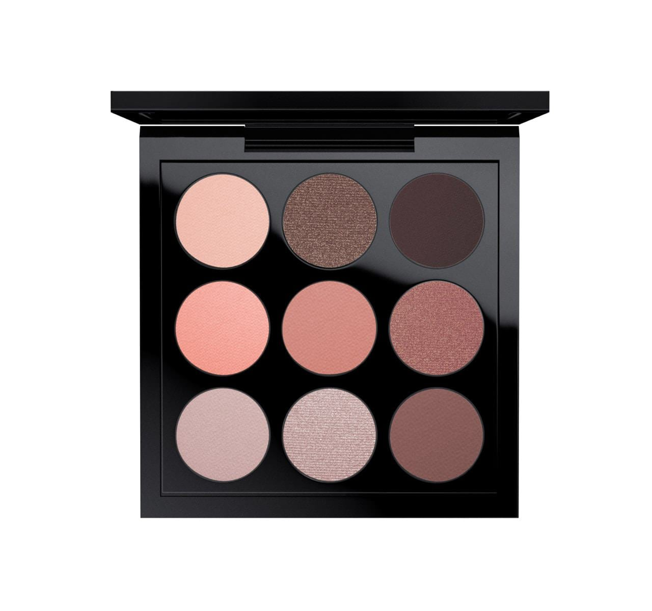 MAC Cosmetics Eye Shadow x 9: Dusky Rose Times Nine